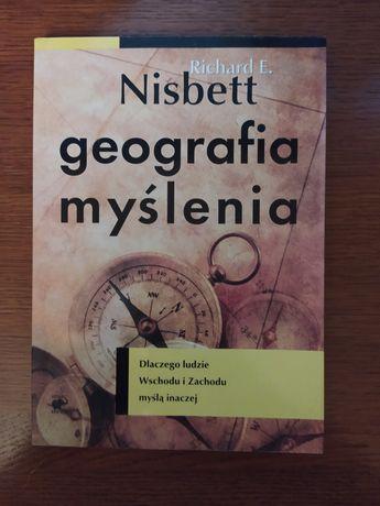 Geografia myślenia Psychologia Richard Nisbett