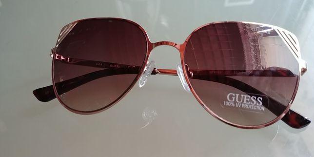 Okulary przeciwsłoneczne GUESS Okazja