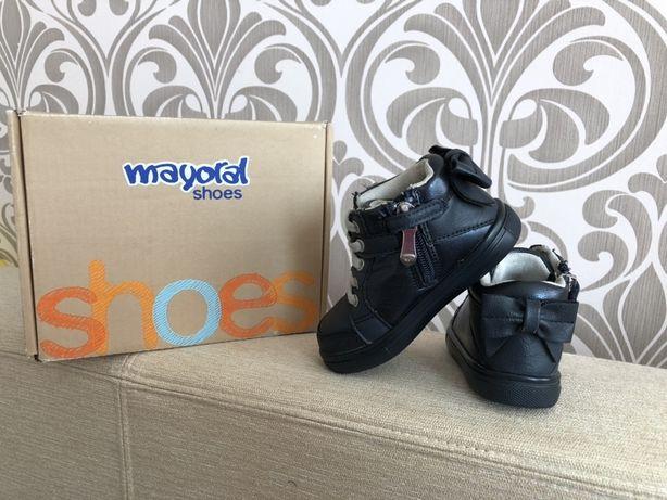Майорал mayoral кеди черевички ботиночки