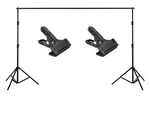 Стойка ворота, держатель для фона 280/315см+2 зажима.