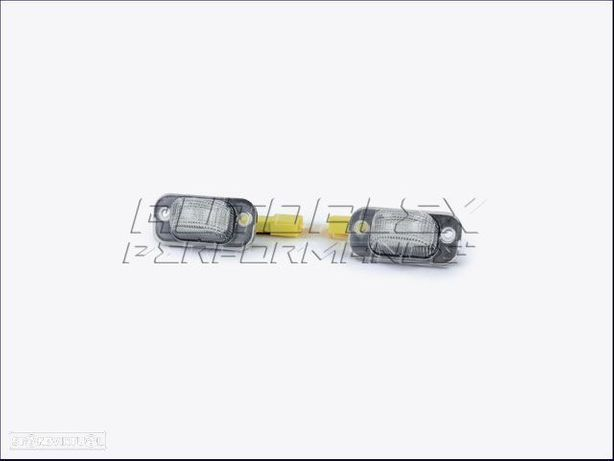 Luzes Matricula LED VW Golf II + Jetta II
