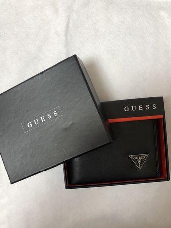 Мужской кошелёк, гаманець от Guess