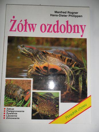 Żółw ozdobny, Manfred Rogner, Hans-Dieter Philippen