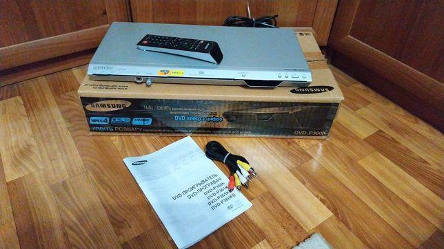 Dvd-Плеер Samsung DVD-P 360 K/SEO+караоке