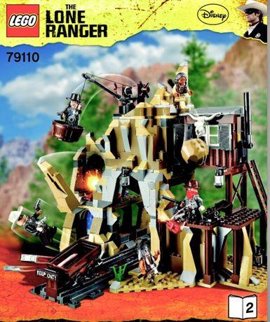 Lego 79110 Line Ranger