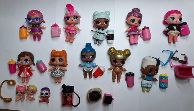 Куколки лол  LOL