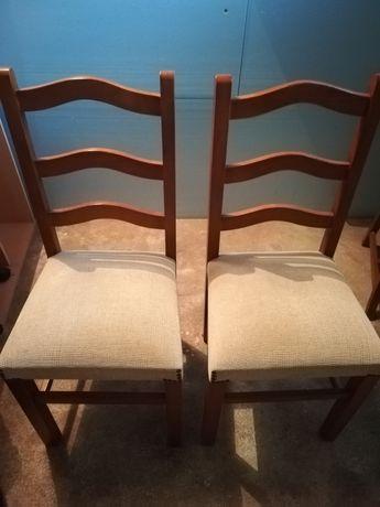 Vendo ou troco duas cadeiras como novas