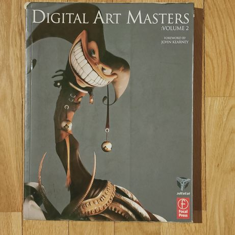 Digital art masters 2 livro 3d total