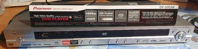 Odtwarzacz DVD Pioneer DV-600