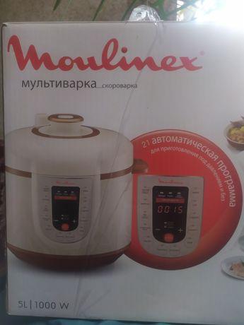 Мультиварка-скороварка Moulinex