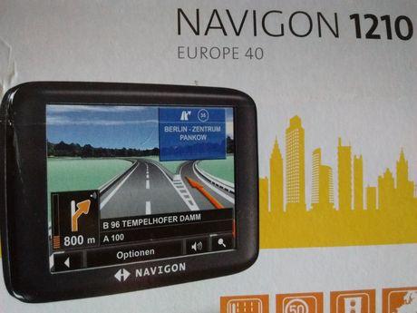 GPS Navigon