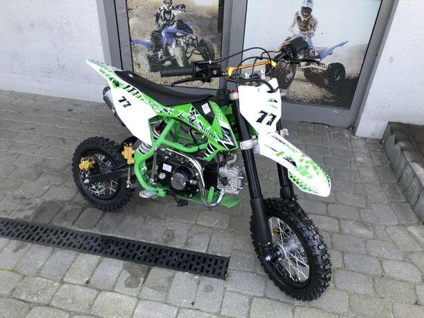 Nowość !!! Cross/Pitbike 707 125cc koła 12/10 KXD