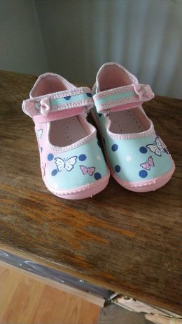 NOWE buciki sandalki r 24