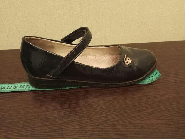 Туфли нарядные р.33