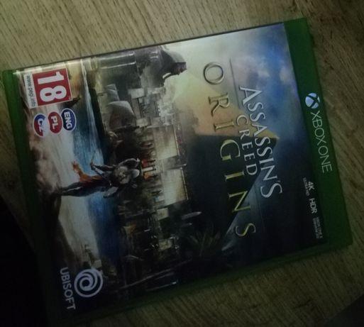 Assassins creed origins, xbox one
