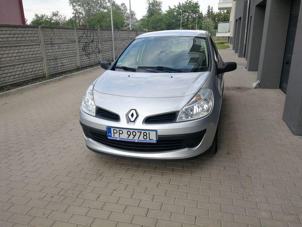 Renault clio III 1.2