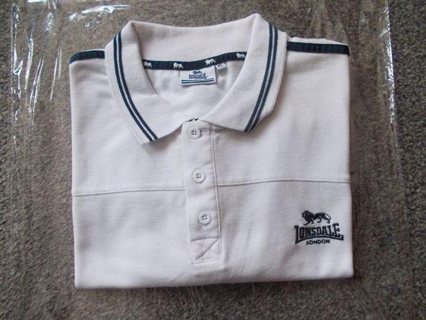 Mega Okazja Koszulka Polo oryginalna Lonsdale London XL