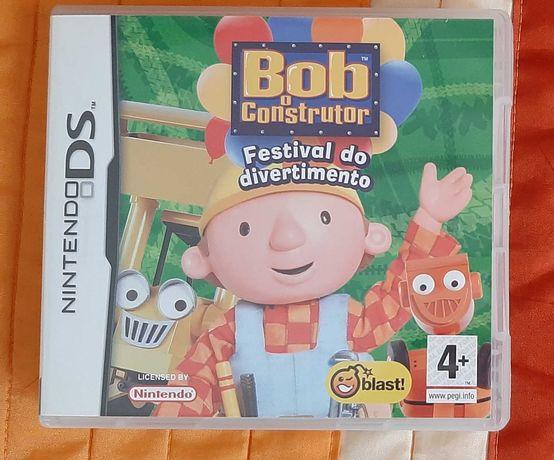 Bob O Construtor Nintendo DS