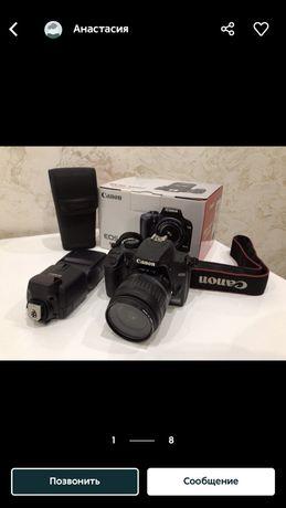 Продам Canon 1000D + 18-55 Возможно дополнительно со вспышкой -1500 И