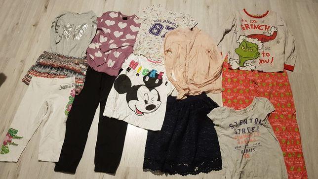 Ubrania dla dziewczynki roz. 146/152