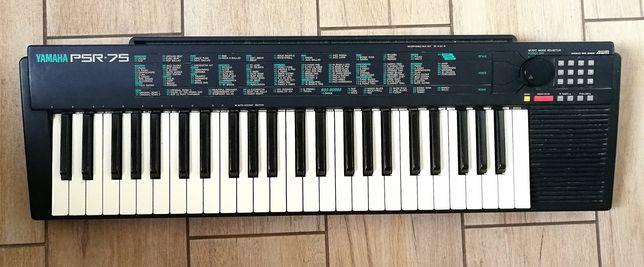 Keyboard Yamaha PSR75