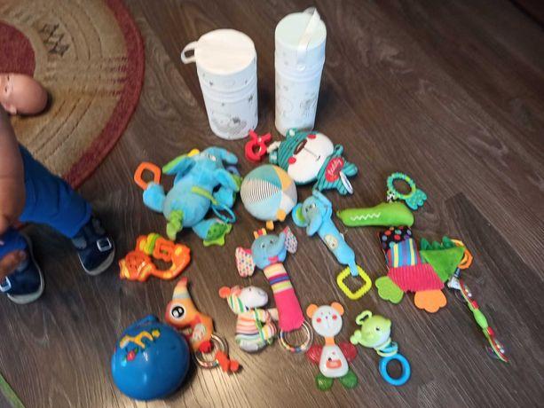 Zabawki niemowlece, pozytywka