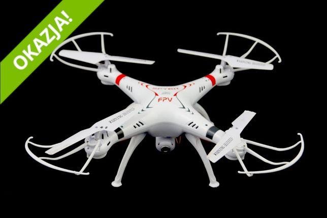 Dron spyrit FPV OKAZJA+Gratisy!!