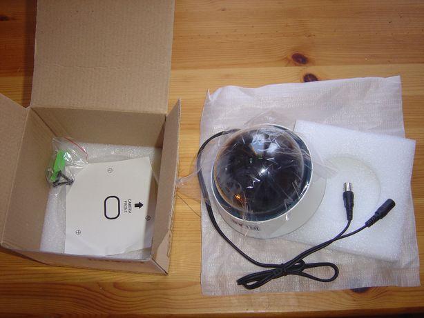 Kamera CCTV do TV z obudową- nowa cena taniej nie będzie