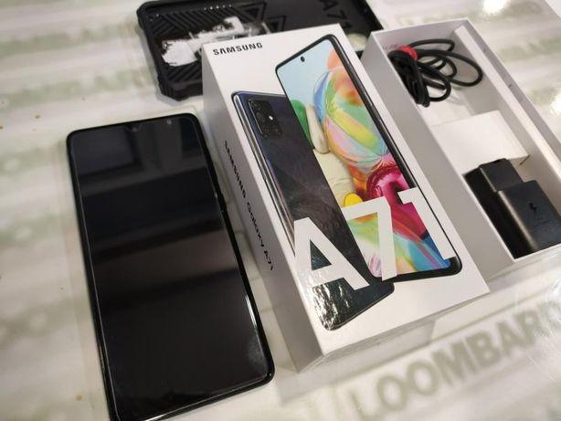 Samsung A71 SM-A715F/DS PRISM CRUSH Black 8/128GB