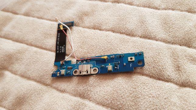 Плата с USB на Samsung Note Edge N915F