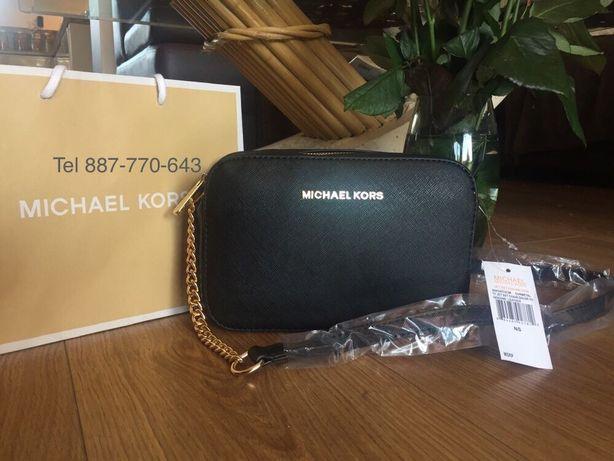Lv przepiękna torebka damska czarna hit torba prezent MK kors Michael