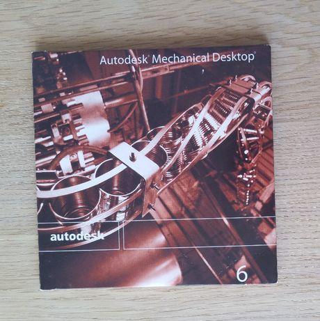 Autodesk Mechanical Desktop 6