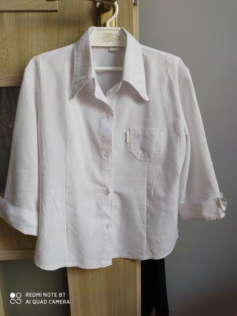 Biala koszula rozm. 134