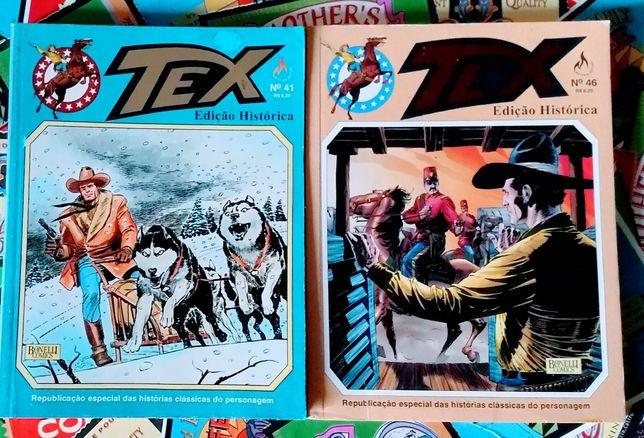 Tex Edição Histórica