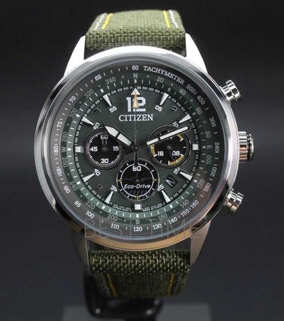 Citizen - aviator chronograph - Cal.B620 CA4-470-15