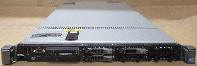 Servidor Dell PowerEdge R610 - 2 CPUS - 24GB MEM