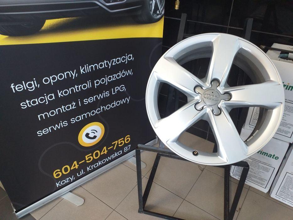 "Felgi Aluminiowe 18"" 5x112 Audi seat vw skoda Kozy - image 1"