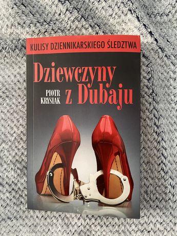 Książka Piotr Krysiak Dziewczyny z Dubaju