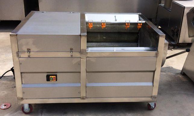 Myjka do warzyw owoców maszyna do mycia warzyw myjka szczotkowa