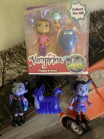 Vampirina Poppy&Demi oraz Vampirina & Wolfie