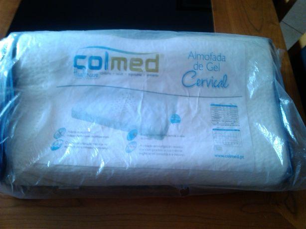 Almofada de Gel Cervical - Novo