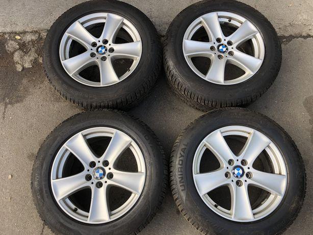 Диски R18 BMW X5 255/55 Uniroyal MS Plus77