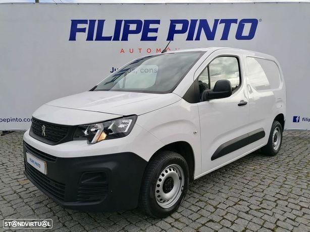 Peugeot Partner 1.6 BlueHDi 100CV 3 Lugares
