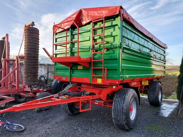 Przyczepa 3 stronny wywrot, 14 ton Auto-tech