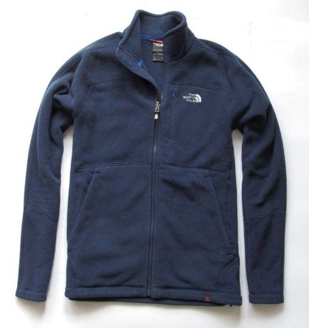 The North Face polartec * oryginalny,rozpinany polar * S/M