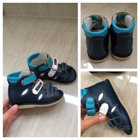 Ортопедичне взуття AniBut 14см