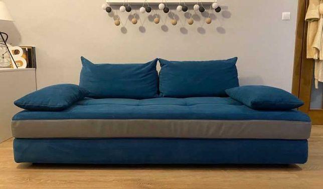Młodzieżowa sofa z funkcją spania
