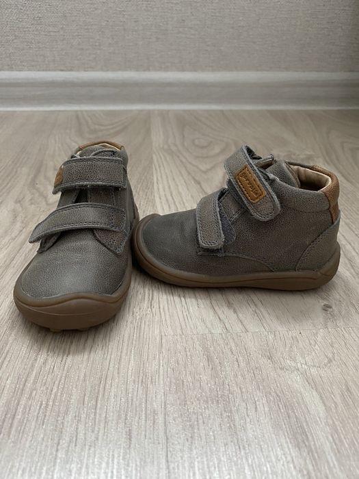 Детские ботиночки из натуральной кожи Хмельницкий - изображение 1