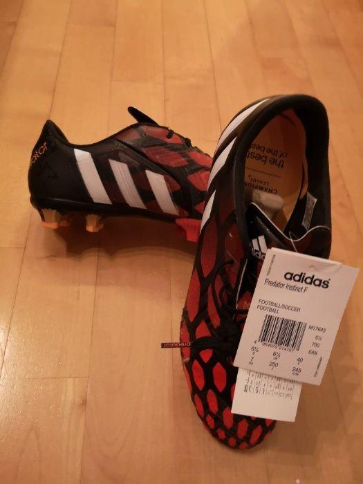 Buty piłkarskie Adidas Predator Instinct F Warszawa - image 1