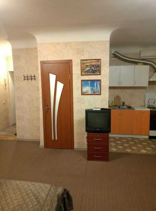 Квартира студио ЖД Вокзал.-1